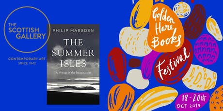 IN CONVERSATION: Exploring the Summer Isles with Philip Marsden tickets