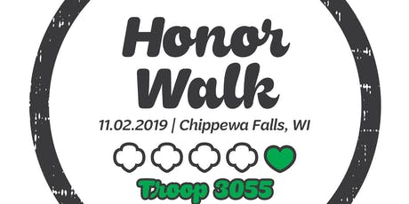 Honor Walk for Girl Scout Troop 3055 tickets