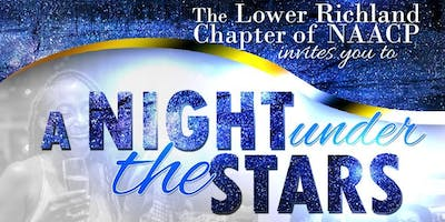 "Lower Richland NAACP                     ""Night Under The Stars Fundraiser"""