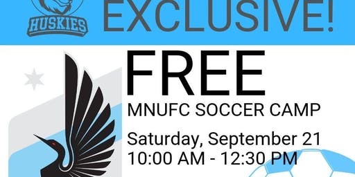 The International School Camp MNUFC Sep. 21st