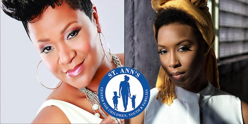 Tracy Hamlin & Carolyn Malachi