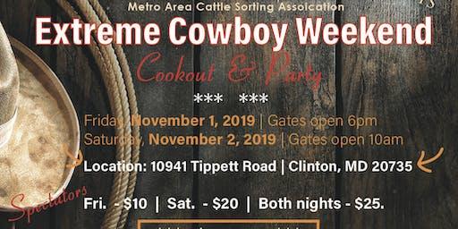 Extreme Cowboy Weekend