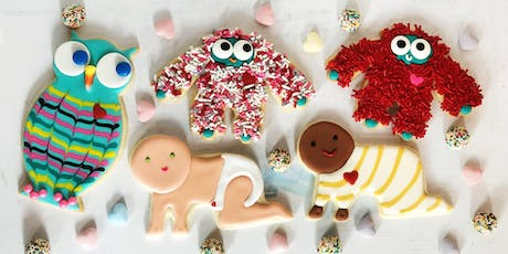 Give Back Charity Cookie Party for Child Care Resources of Monmouth County tickets