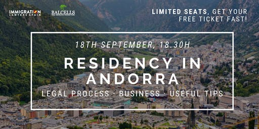 How to Get Your Residence Permit  in Andorra