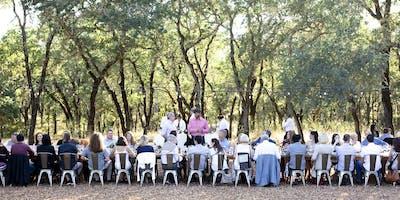 Harvest Dinner at Bell Mountain Ranch