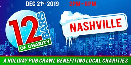12 Bars of Charity - Nashville 2019 tickets