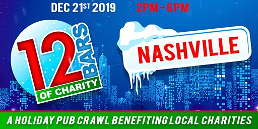 12 Bars of Charity - Nashville 2019