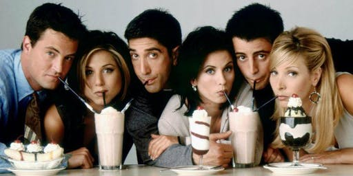 Trivia Tuesday: F.R.I.E.N.D.S (VOL 3)