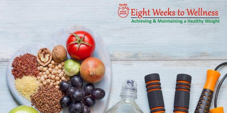 8 Weeks to Wellness Lifestyle Program tickets