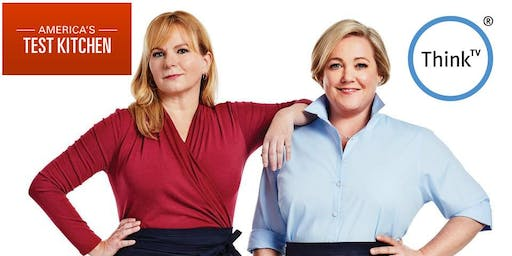 America's Test Kitchen with Bridget Lancaster & Julia Collin Davison, DLM Culinary Center