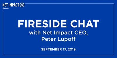 Fireside Chat with Net Impact CEO Peter Lupoff