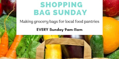 Shopping Bag Sunday - DONTATIONS to Local Food Pantries tickets