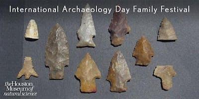International Archaeology Day Family Festival