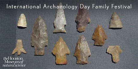 International Archaeology Day Family Festival tickets