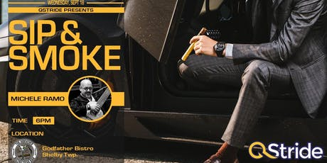 Sip & Smoke VIP Networking Event Cars Edition tickets
