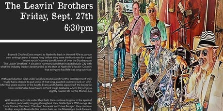 The Leavin' Brothers tickets