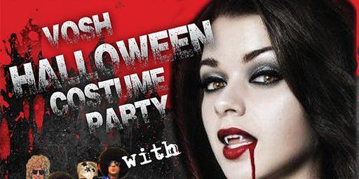 """Double Header"" Halloween Party with Disco Inferno (10/25) & Tricky Dick (10/26)!"