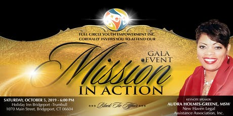 Mission in Action Gala Fundraising Event tickets