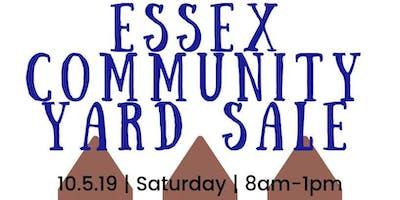 Essex Community Yard Sale