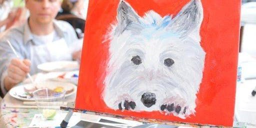 THINGS TO DO -PAINT & SIP:PAINT YOUR PET!