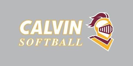 Calvin Softball Fall 2019 Prospect Camp tickets