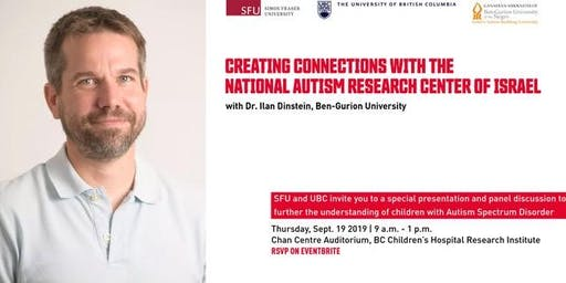 Creating Connections with the National Autism Research Centre of Israel