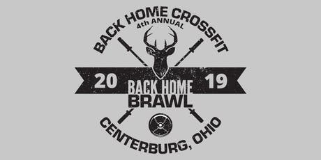 Back Home Brawl 2019 tickets