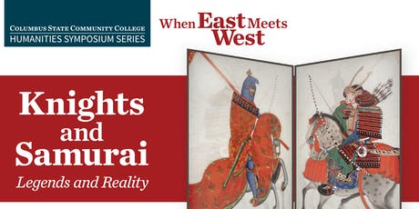 CSCC Knights and Samurai: Legends and Reality Symposium  tickets