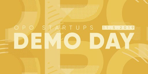 OPO Startups Demo Day 2019