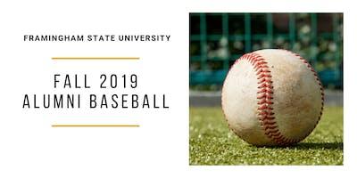 2019 Alumni Baseball Game and Lunch