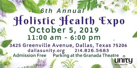 Holistic Health Expo tickets