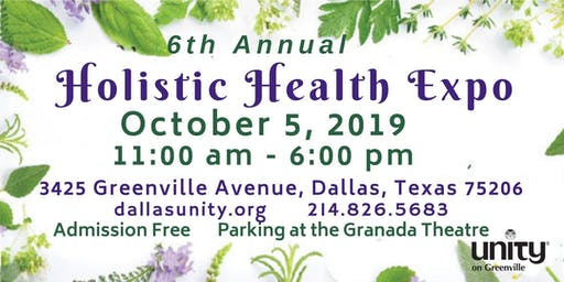 Holistic Health Expo