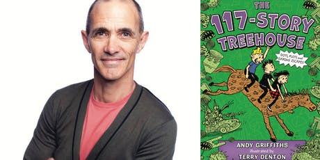 Andy Griffiths at the Decatur Library! tickets