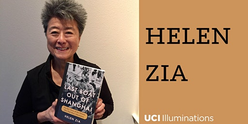 "Helen Zia, author of ""Last Boat Out of Shanghai"""