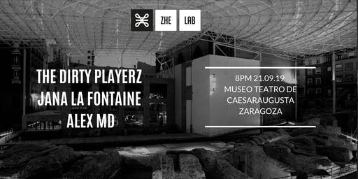Zhe Lab X Museo Teatro  de Caesaraugusta