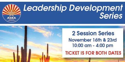 Leadership Development Series 2019
