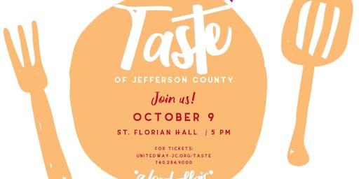 Taste of Jefferson County 2019
