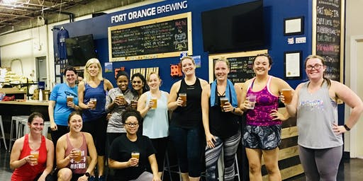 HIIT The Taps- Brewery Boot Camp; September 17