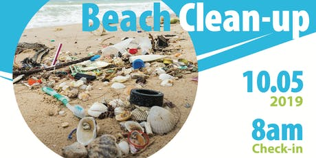 Beach Clean-Up 2019 tickets