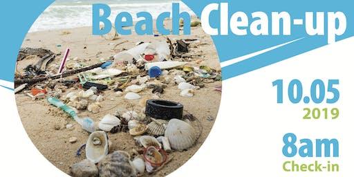 Beach Clean-Up 2019