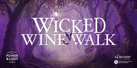 Wicked Wine Walk tickets