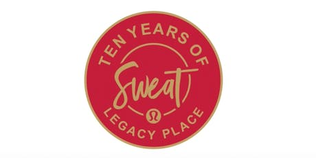 A Decade of Sweat x YRO tickets
