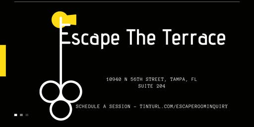 Escape the Terrace: Escape Room