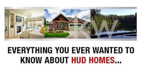 HUD Homes w/Adrienne Gillis tickets