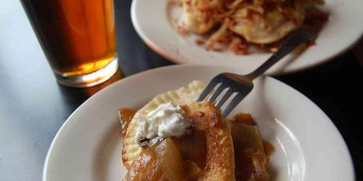 Pints & Pierogi- Holiday Entertaining with Pierogi