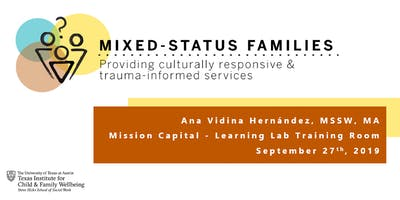 Working with Mixed-Status Families