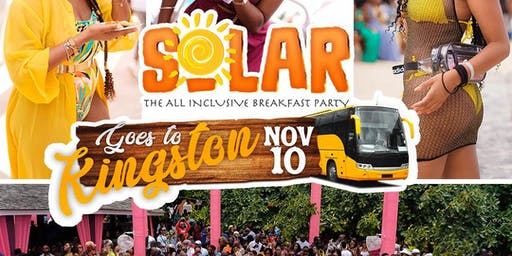 SOLAR Breakfast Party - Kingston