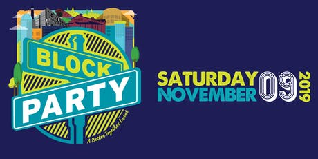 Block Party 2019 - A Better Together Event in support of Extend-A-Family Waterloo Region tickets