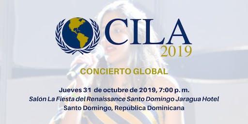 Concierto Global CILA 2019