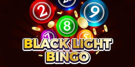 Black Light Bingo tickets